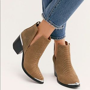 Jeffrey Campbell Free People Hunt the Plains Boot